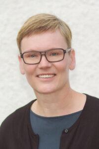 Kirsten Wolkenstein Technische Leiterin